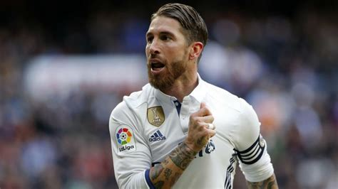 the league of sergio ramos marca in english