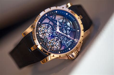Roger Dubuis Excalibur Traveltime Tag Heuer Hublot Tissot 2 roger dubuis excalibur skeleton flying tourbillon for rs 14 140 957 for sale from a
