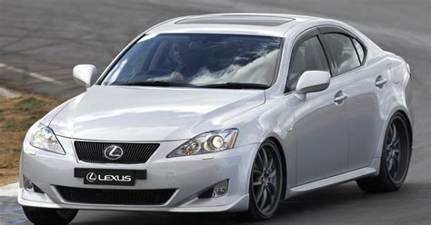 lexus is 250 performance lexus is 250 sports concept with performance upgrades