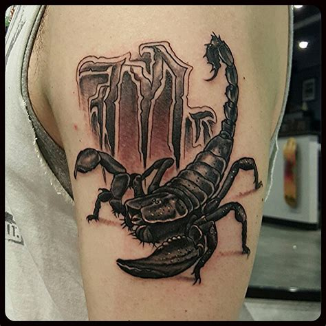 scorpion sleeve tattoo designs 26 scorpion designs design trends premium psd