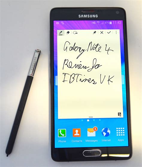 at t now seeding new software update to samsung galaxy note 4 users