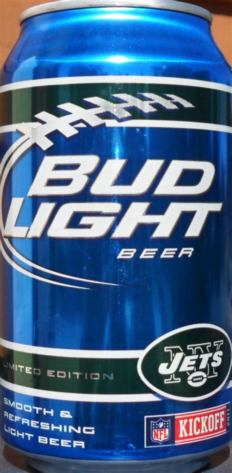In Bud Light by New Cans