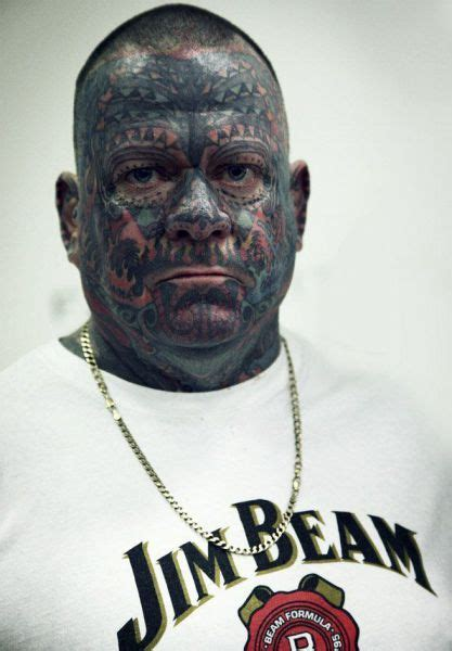 ice cube face tattoo horrible tattoos 30 pics izismile