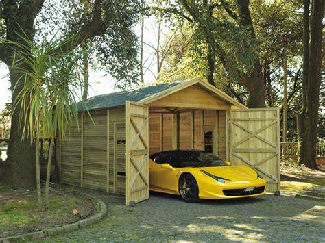 Abris De Voiture Design by Carbon Bois Garage F Lli Aquilanicarbox Garage F Lli