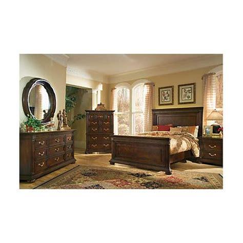 regency bedroom furniture grand regency panel queen 5 pc bedroom package