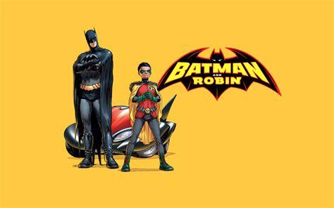 wallpaper batman e robin batman and robin wallpaper by mininudoidu on deviantart