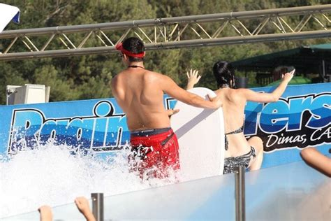 Katy Perry Water Park | katy perry at raging water park zimbio