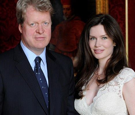 karen spencer countess spencer richard kay earl spencer s charitable act for his new