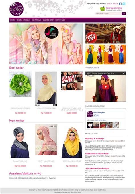 layout web keren contoh html website keren contoh club