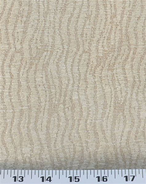 ivory upholstery fabric drapery upholstery fabric chenille wood grain design