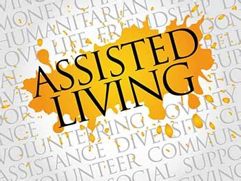 death of resident at assisted living facility. are some