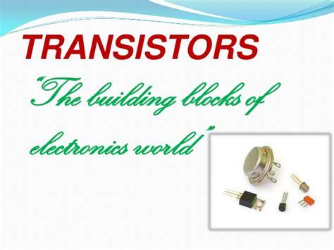 kegunaan transistor efek medan transistor fet ppt 28 images field effect transistor fet ppt transistors ppt by behin ppt