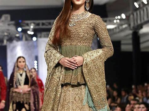 Top 5 Bridal Wear Designers in Pakistan   PakStyle Fashion