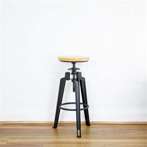 Heavy Duty Stools Chairs by Industrial Heavy Duty Swivel Bar Stools Vintage Retro