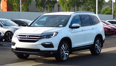 2020 Honda Pilot by 2020 Honda Pilot Review Price Specs New Trucks