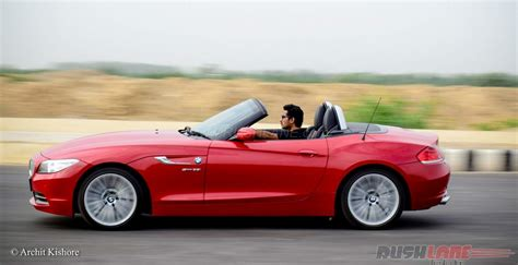 car review bmw z4 specifications price in india