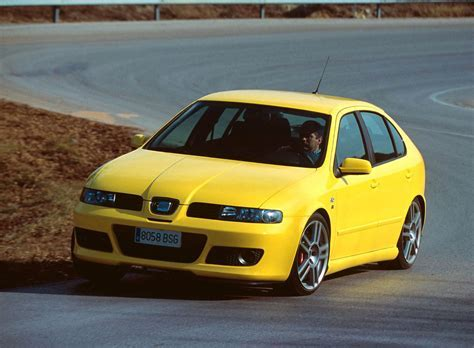 2002 Seat Leon Cupra R   Top Speed