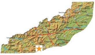 cashiers carolina map cashiers carolina