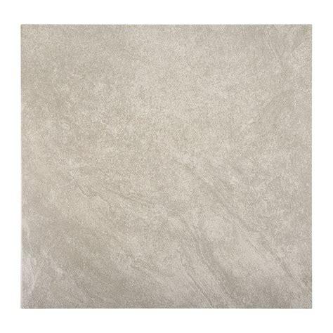 trafficmaster portland stone gray 18 in x 18 in glazed
