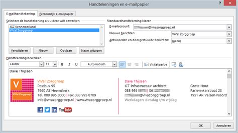 Office 365 Outlook Web App Signature Set Automatic Individual Corporate Outlook Web App Owa