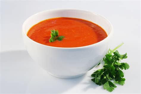 recette de la soupe 224 la tomate pratique fr