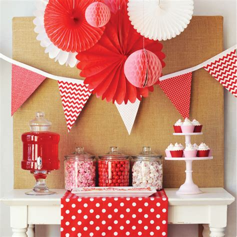 cute valentine s day party ideas party delights blog sweet simple quot be my valentine quot party hostess with the