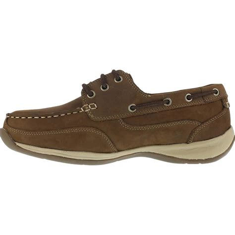 rockport women s steel toe boat shoe rk676 - Rockport Boat Shoes Extra Wide