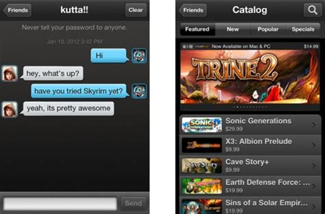 steam on android steam ya tiene su aplicaci 243 n beta quot disponible quot para ios y android engadget en espa 241 ol