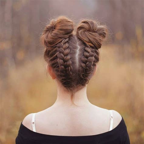 cute braided hairstyles going into a bun for black people 12 cute braid styles for short hair braiding short hair