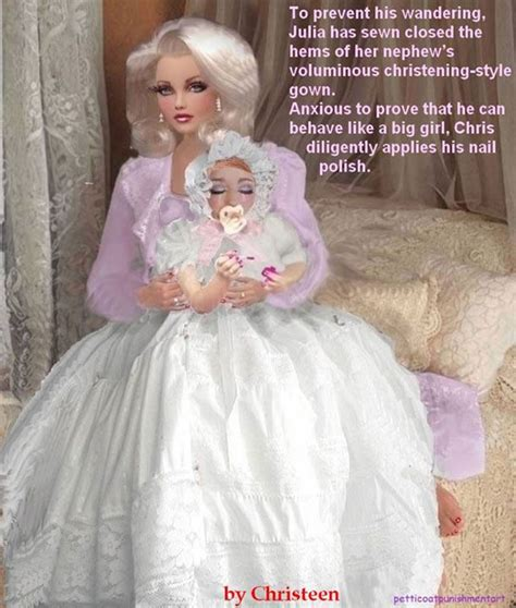 baby petticoat punishment sissy baby and mommy sissy s mommy pinterest