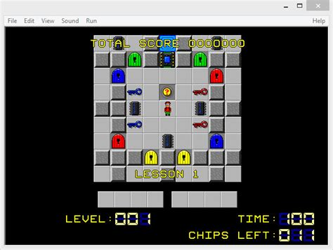 chips challenge maps chip s challenge and unreleased sequel chip s challenge 2