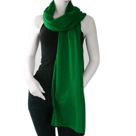 Scarf Black green and black scarf and silk brightbyblack co uk