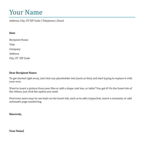 how to type a cover letter for a application how to type a cover letter for a application cover