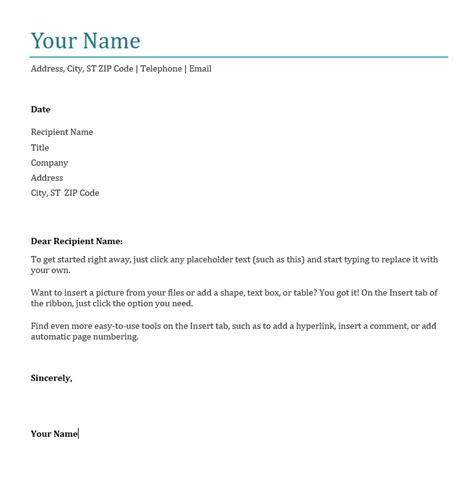 write  cover letter   job application wordstream