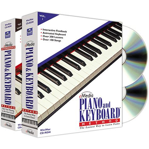 emedia piano para dummies boxed guitar center emedia piano and keyboard method deluxe v35