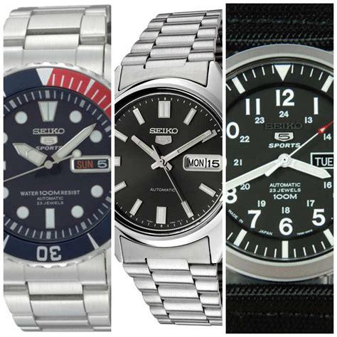 best seiko 5 14 best seiko watches for men seiko 5 collection