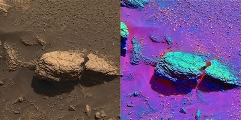 false color image true or false color the of extraterrestrial photography
