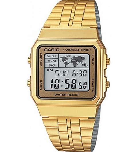 Casio A 500wga 1 reloj casio a 500wga 9d