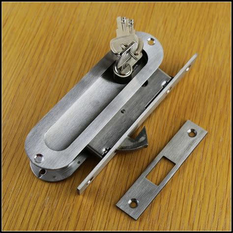 metal cabinet sliding door lock ke resistant sliding door stainless steel imported indoor