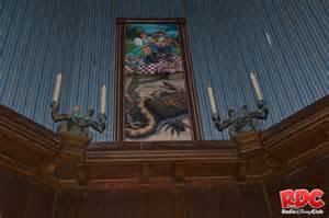 Haunted Mansion Foyer Compte Rendu De La R 233 Habilitation De Phantom Manor 2015