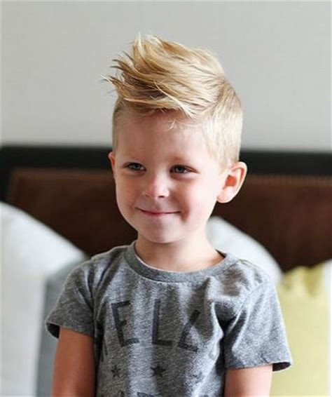 little boys spiked hair styles 2015 little boys haircuts with cook spiky hairstyle with