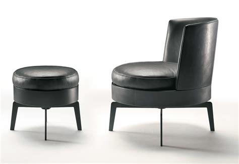 armchair and stool feel good armchair and stool by flexform stylepark