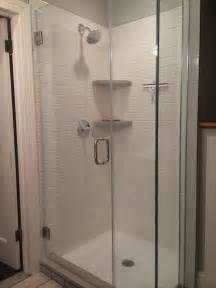 Bath Shower Stall Bathroom Remodel Bath Jack Edmondson Plumbing And Heating