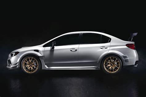Sti Subaru 2019 by 2019 Subaru Wrx Sti S209 Hiconsumption
