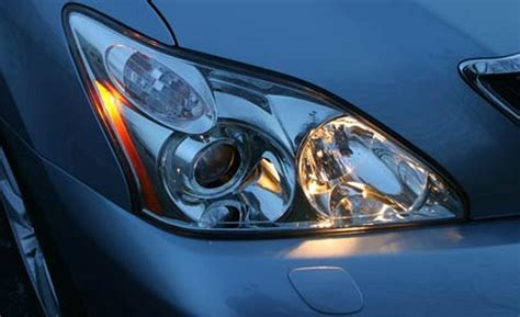 lexus rx 350 headlights 2007 lexus rx350 headlight photo