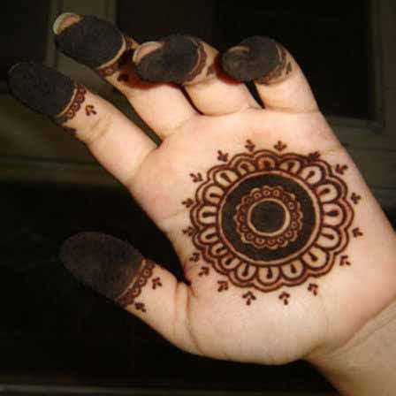 simple mehndi designs for boys hands in 2018 fashioneven