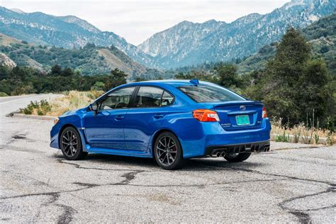 2018 subaru wrx engine 2018 subaru wrx first test review motor trend