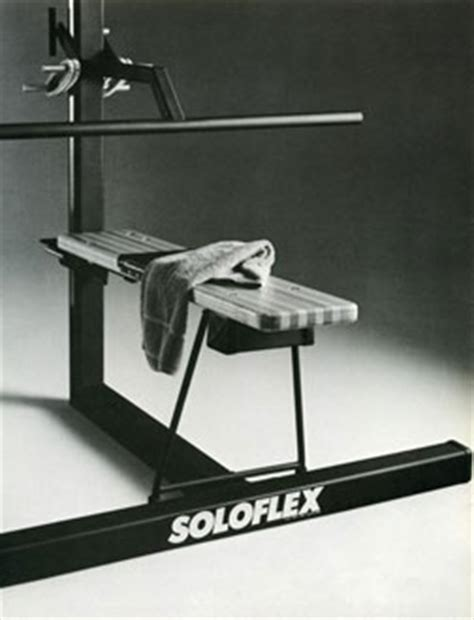 how the soloflex changed america gyrovague s raves