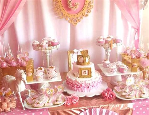 birthday princess theme decoration 35 1st birthday ideas for