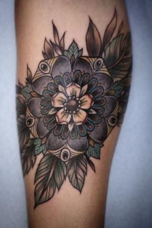 geometric tattoo st louis tattoo art stl stlouis madebylaurenb traditional